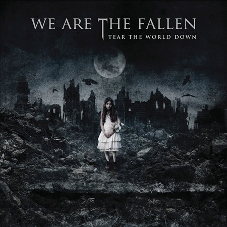 Woodymetal we are the fallen tear the world down female fronted