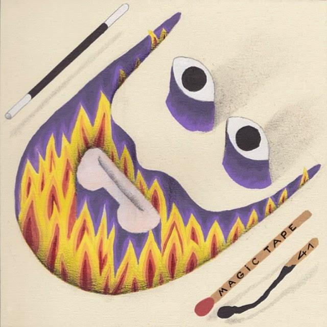 The Magician - Magic Tape 41