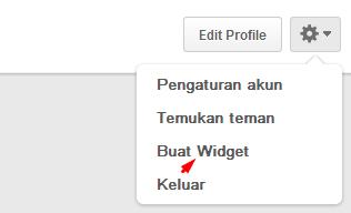 Cara Menambahkan Widget Pinterest di Blog