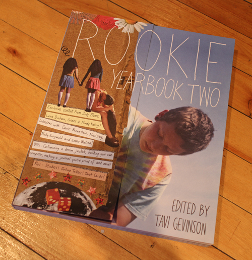Tavi Gevinson's Rookie Yearbook Two!
