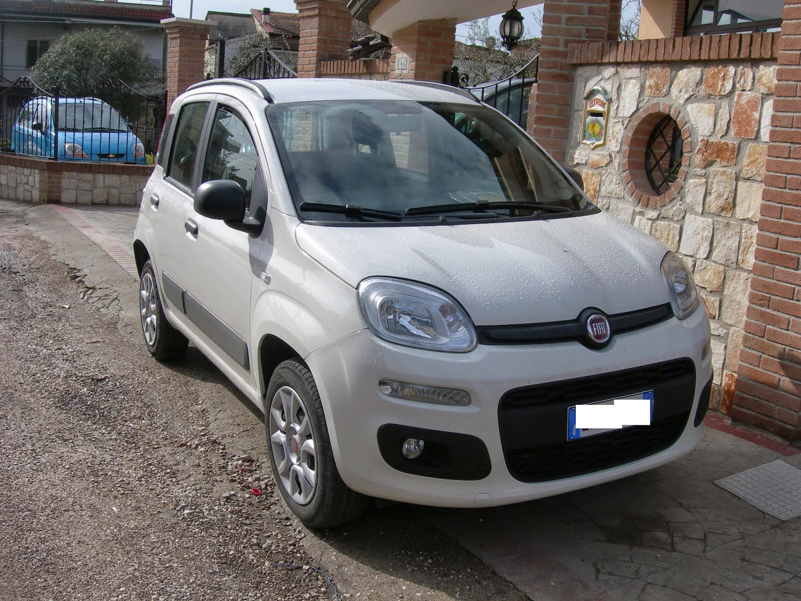 Fiat new  Panda 800 TwinAir Natural Power Metano 2012 30.000 km