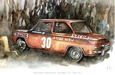 NSU Prinz TT, 1971