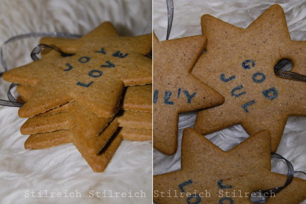 Diy kekssterne tannenbaumschmuck s t i l r e i c h blog - Stilreich blog ...