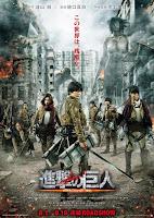 Ataque a los Titanes 2, el fin del mundo (2015) online y gratis