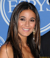 Emmanuelle Chriqui 2011 ESPY Awards in LA