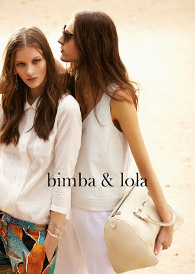 Campaa Bimba&amp;Lola primavera - verano 2013