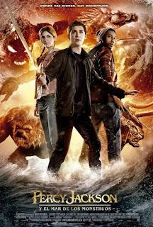 Ver Percy Jackson Y El Mar De Los Monstruos (2013) Online