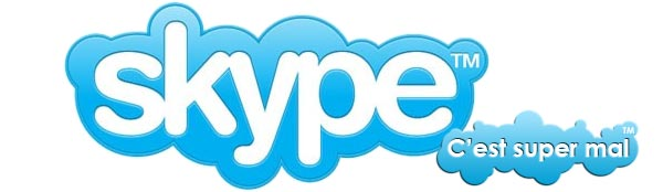La Patate Chaude, Skype illégal en France