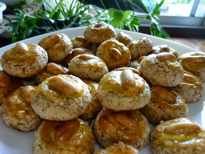 Resepi Biskut Kacang Mazola