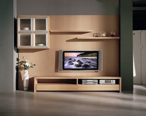 60 Model Rak TV Minimalis