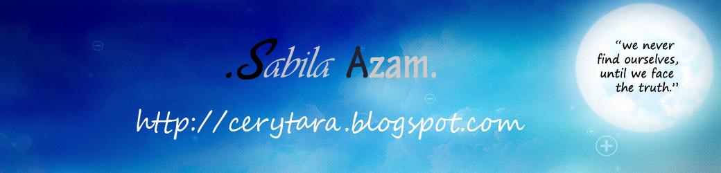 . Sabila Azam .
