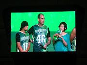 Jay Chou vs Kobe Bryant Celebrity Charity Basketball, Shanghai Oriental .