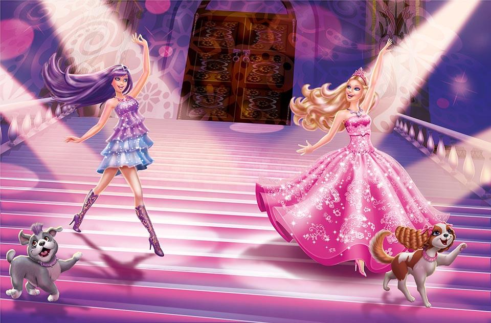 Barbie y la estrella del Pop