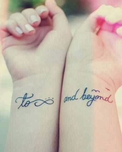 Couple tattoos love, Couple tattoos and Tattoo quotes for ...