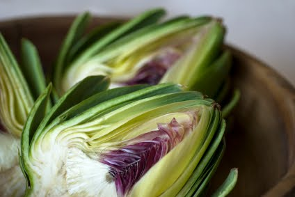 Artichokes are now