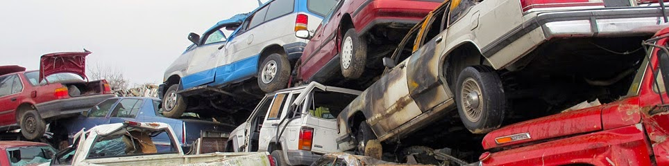 Junk car removal, salvage car towing, scrap cars