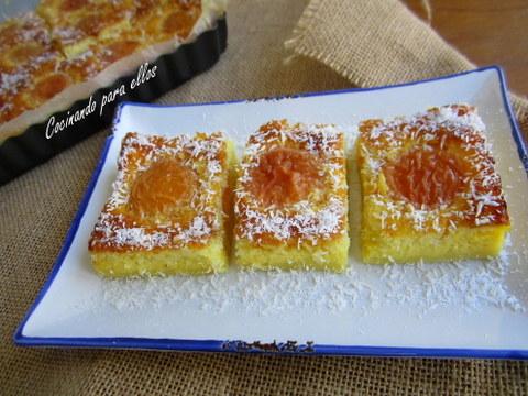 Cocinando para ellos tarta de albaricoques o clafoutis - Cocinando para ellos ...