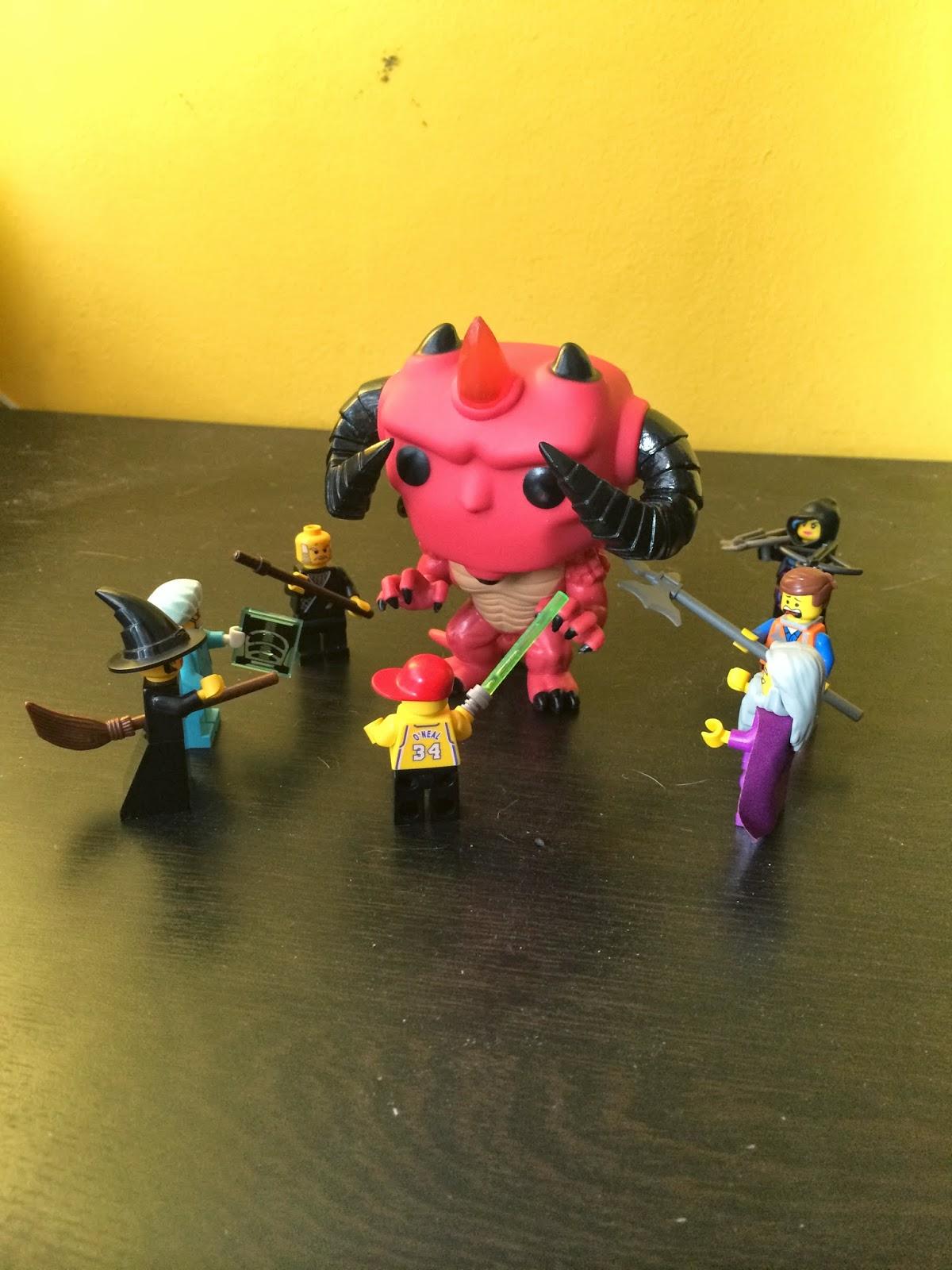 Lego Diablo 3 Angel Tyrael | Diablo 3 has reawakened my gami… | Flickr