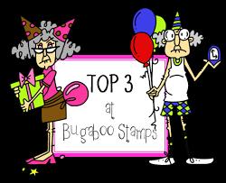 TOP 3 - BUGABOO DECEMBER 2013 CHALLENGE