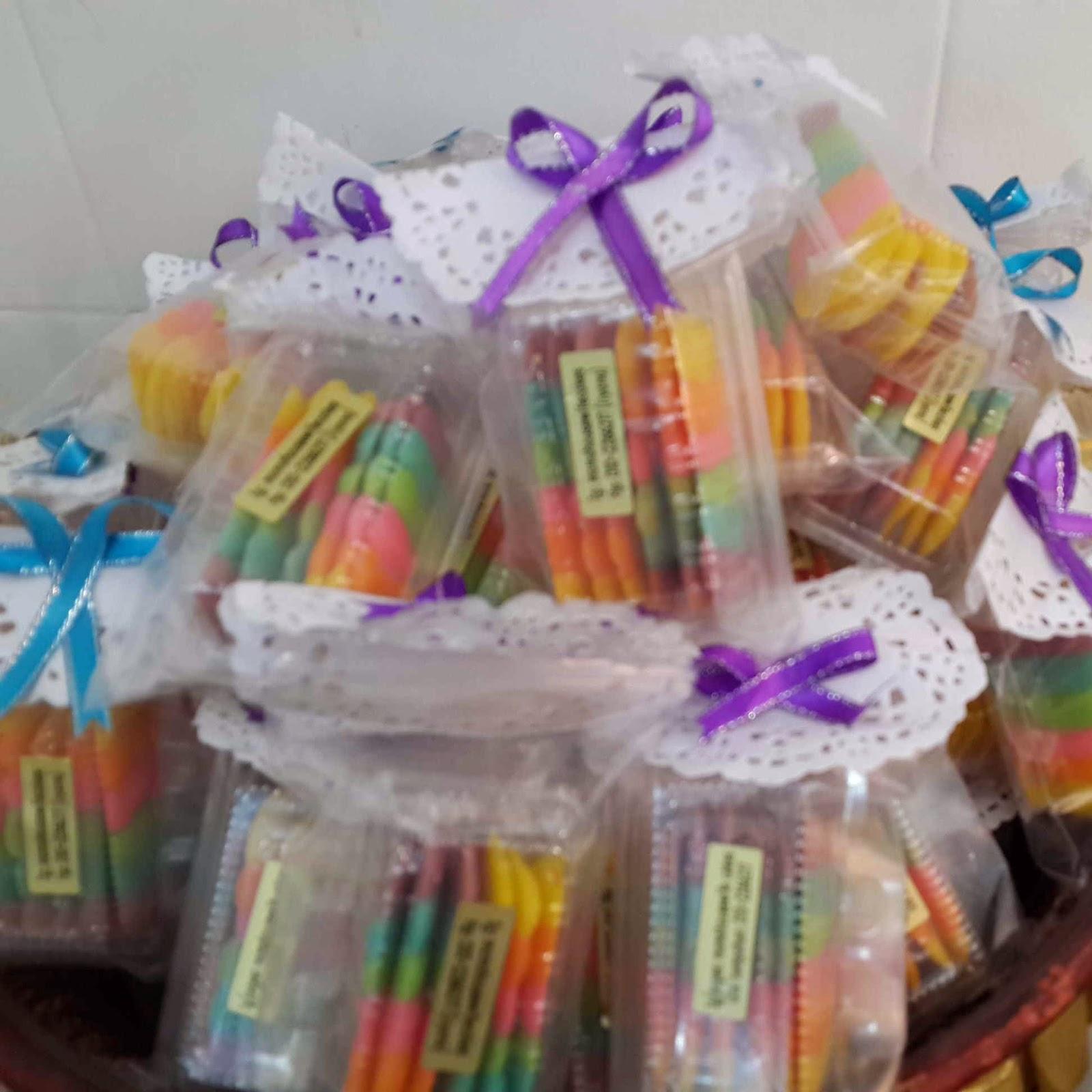 Mamahousewifeshop tempahan doorgift kahwin birthday dan for Idea door gift kahwin