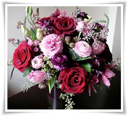 blommor till alla hjärtans dag
