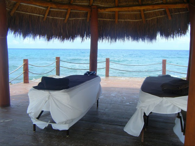oceanfront spa mexico