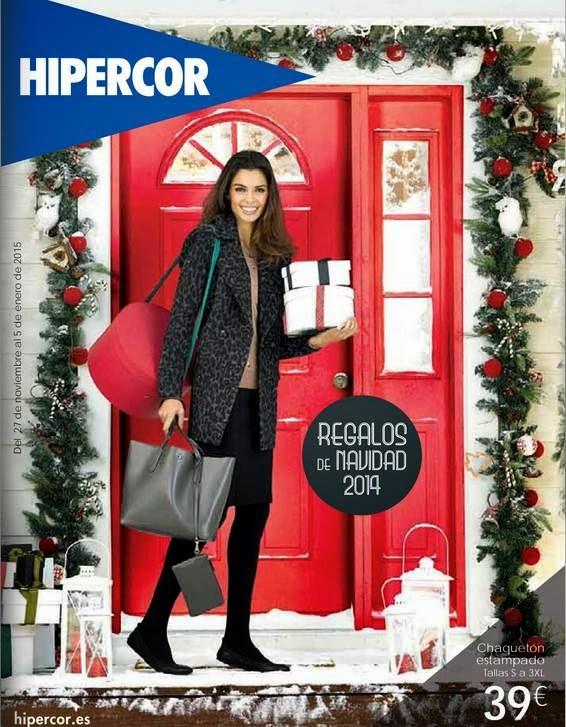 Catalogo Regalos de Navidad 2014 Hipercor,