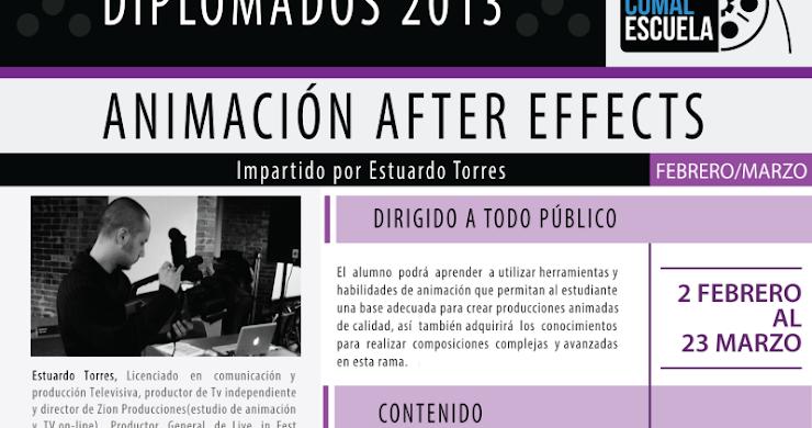 Diplomados 2013 en Casa Comal Escuela