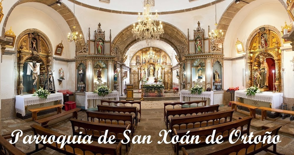 Parroquia de San Juan de Ortoño
