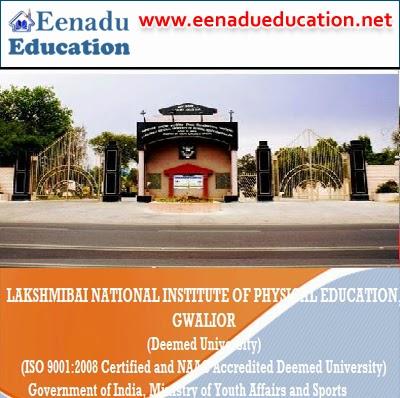 Job posts in Lakshmibai National University of Physical Education