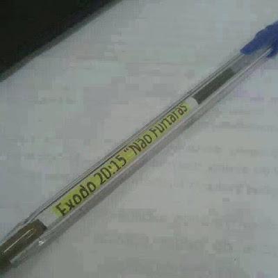 Bic lança caneta lança caneta personalizada para políticos brasileiros