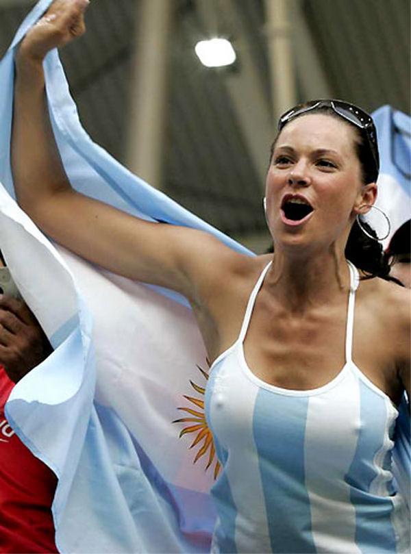 las mejores mujeres argentinas: