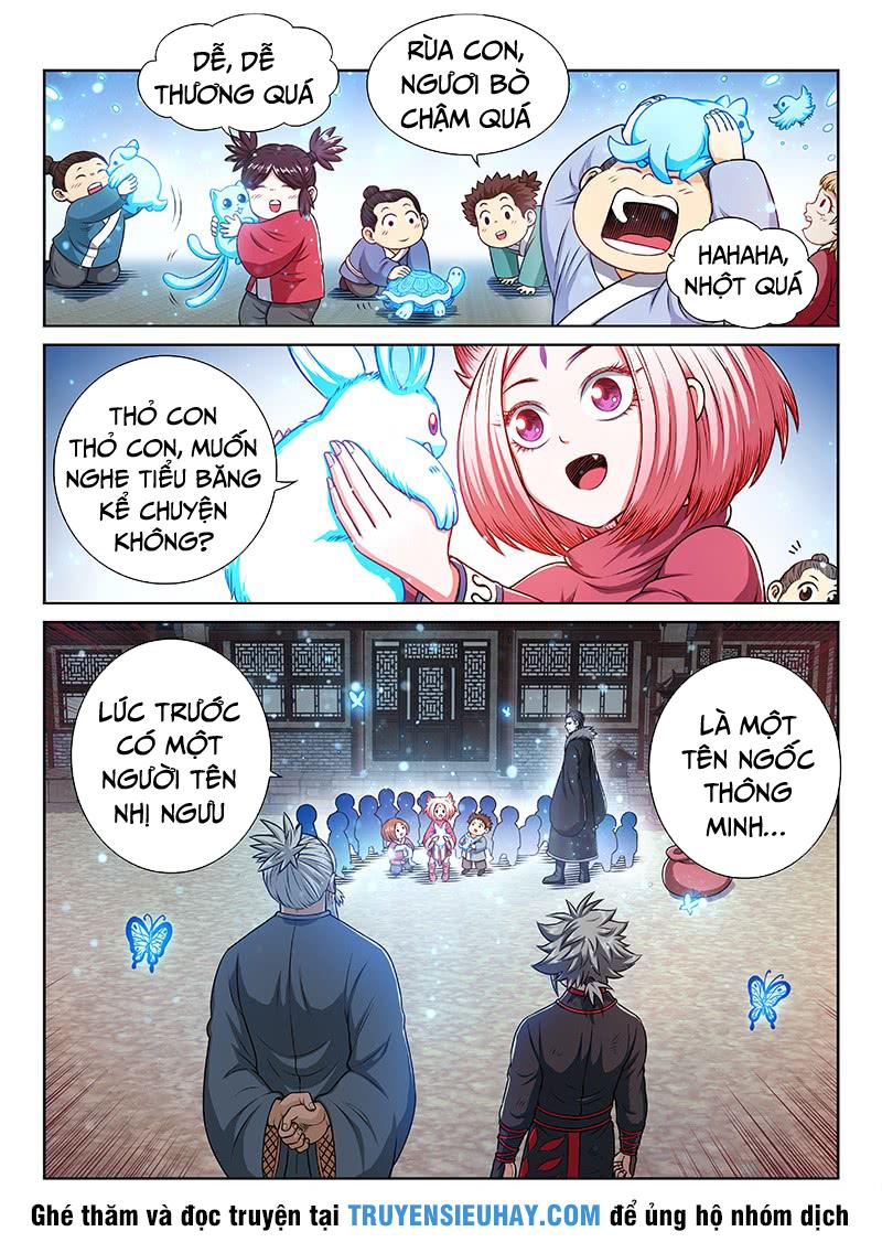 Ta Là Đại Thần Tiên chap 220 - Trang 14