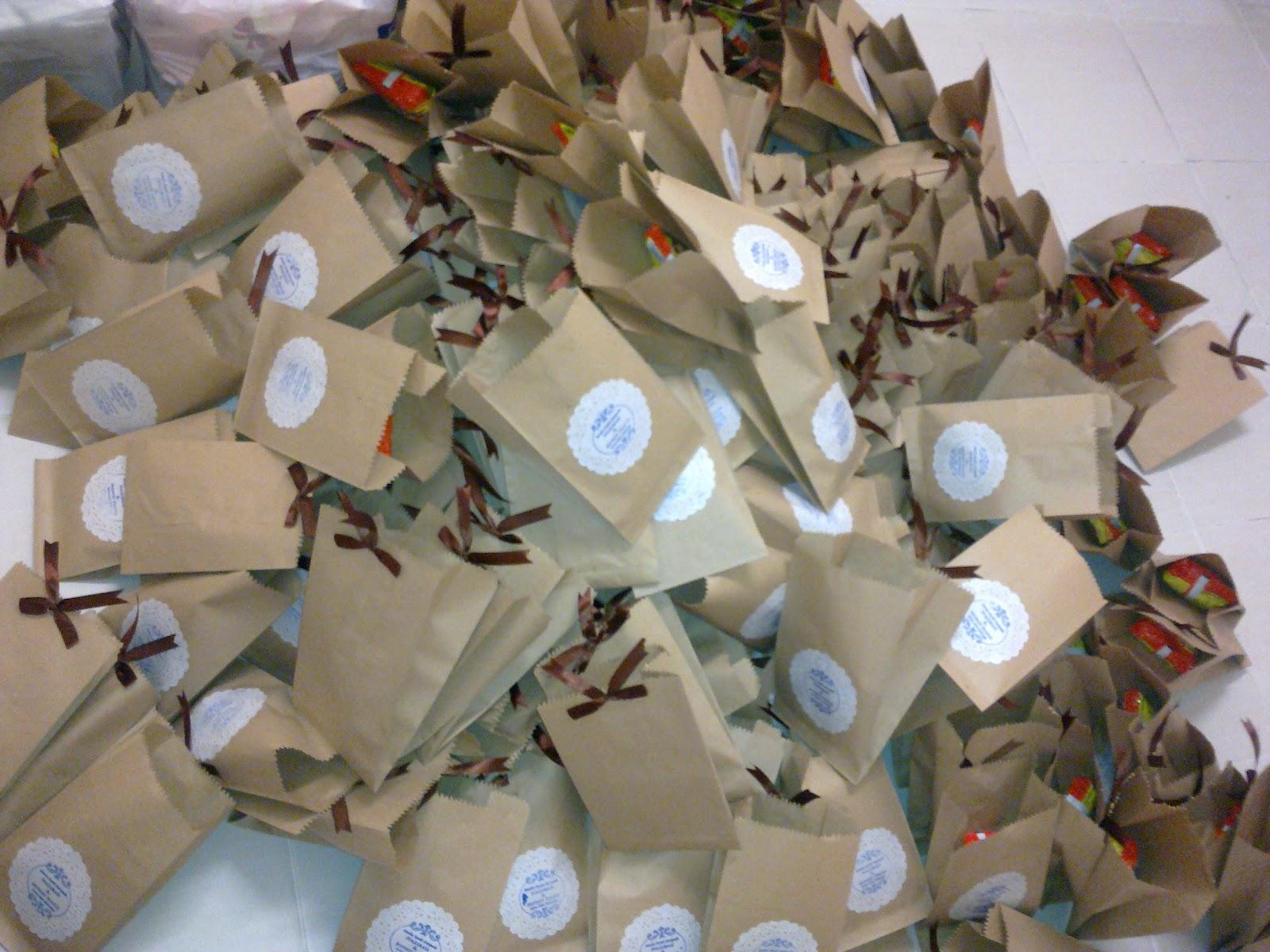 Paper bag utk doorgift joy studio design gallery best for Idea door gift kahwin