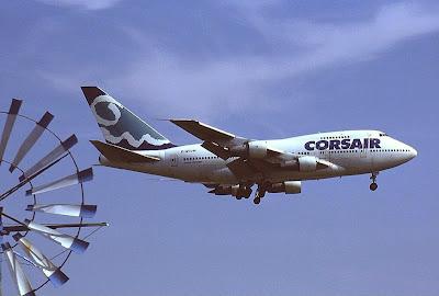 Boeing 747SP-44, Corsair