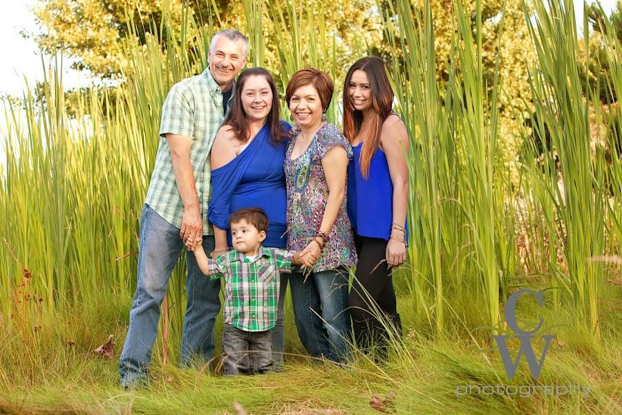 family portrait long beach