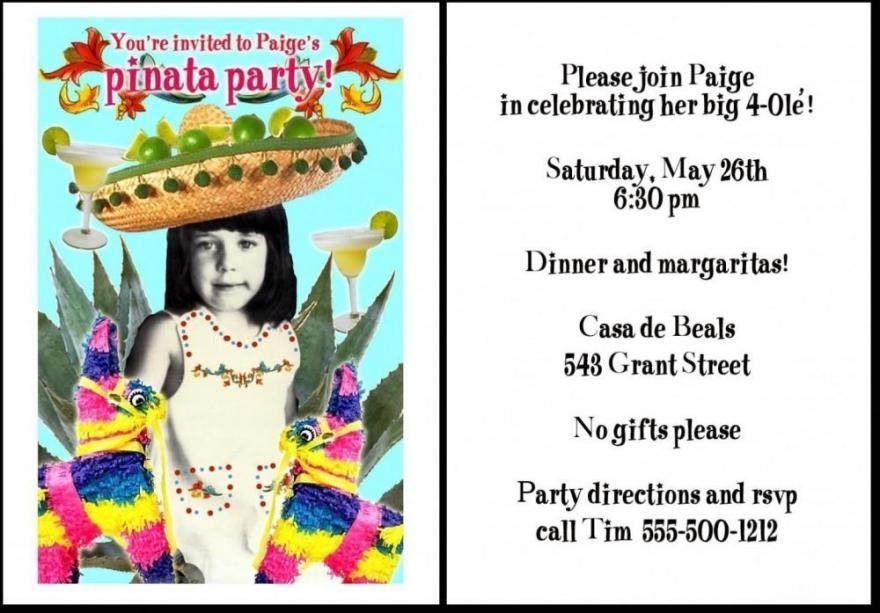 funny birthday invitations | wblqual, Birthday invitations