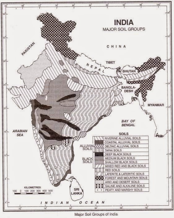 Soil structure in india for What 5 materials make up soil