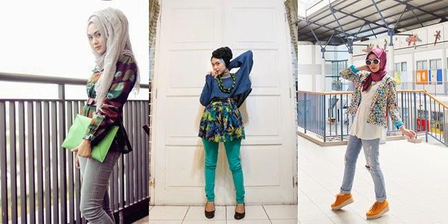 Hijabers, Perhatikan 5 Hal Ini Saat Pakai Celana Jeans