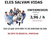 Enfermeiros 4 euros a hora licenciados desemprego