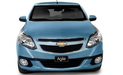 Nuevo Chevrolet Agile 2014 Argentina