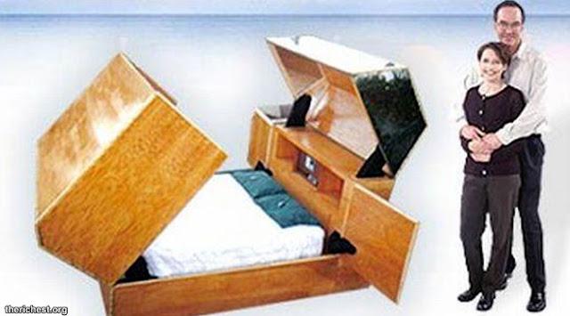 3 5 Tempat Tidur Paling Mahal di Dunia
