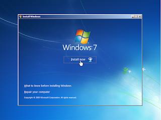 شرح تثبيت ويندوز 7 Windows7+setup+step+by+step+2