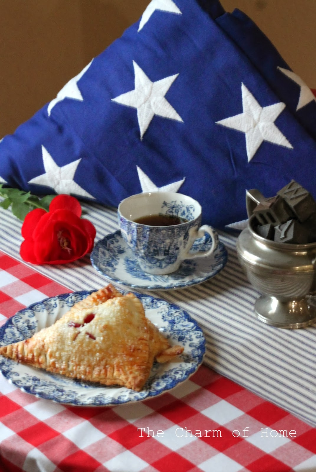 Presidents' Day Tea, The Charm of Home