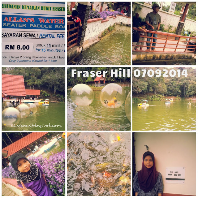Fraser Hill, #holiday, Allan's Water