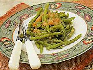 Receta Ensalada de Judias Verdes y Tomate