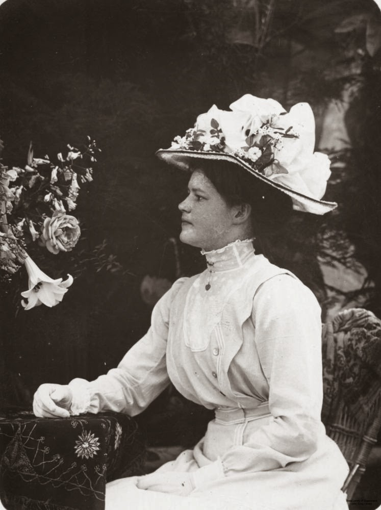 early 1900s fashion hats - photo #39