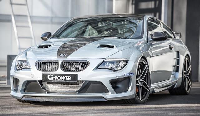 1001馬力!アラブの顧客向けにカスタムされた究極の「BMW M6」を公開。
