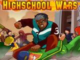 High School Wars jogo de briga