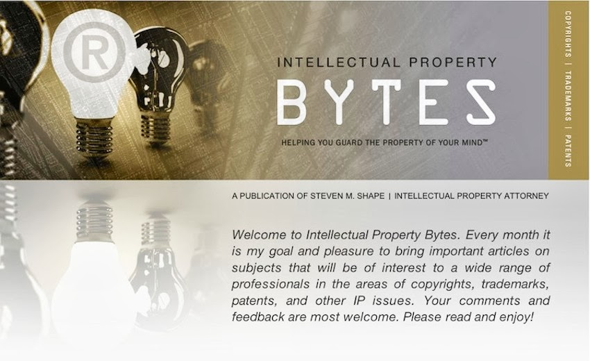 The IP Right Byte News